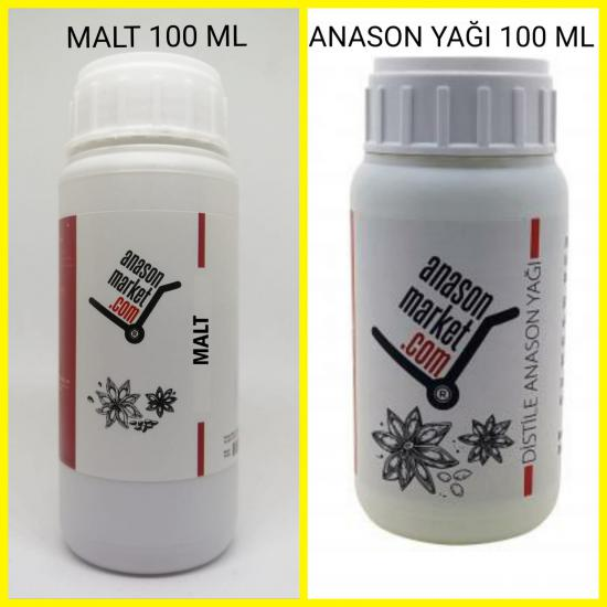 MALT - ANASON YAĞI 100 ML